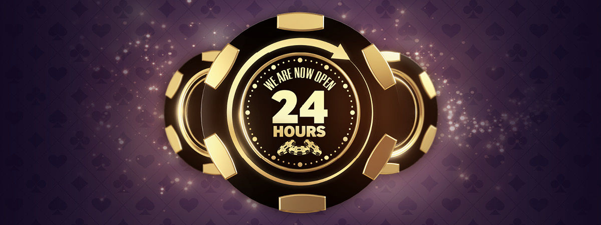Alea Casino Glasgow open 24h