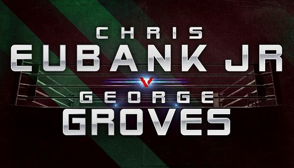 Chris Eubank Jr vs George Groves