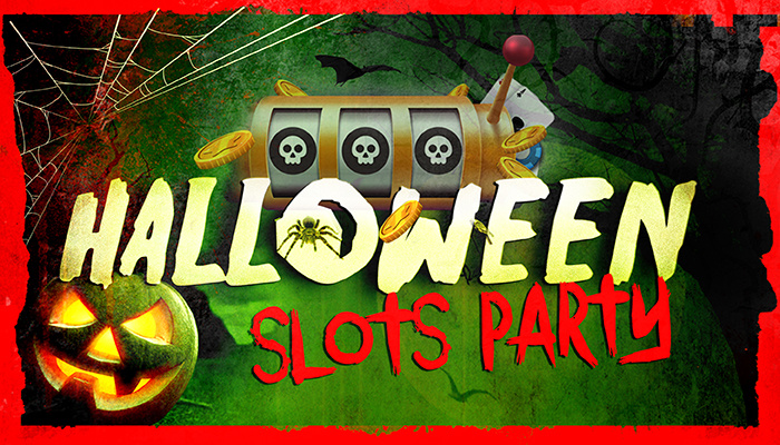 Halloween Slots Party
